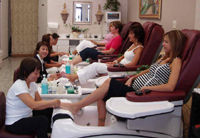 Anyone pedicure ladies